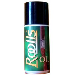 Bote aceite ROOLLS 150 ml.