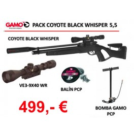 Carabina GAMO Pack COYOTE Black Whisper