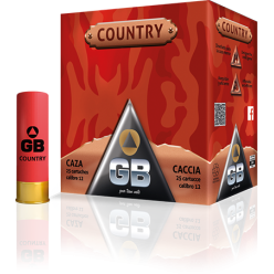 Cartucho GB Country 30 cal.12
