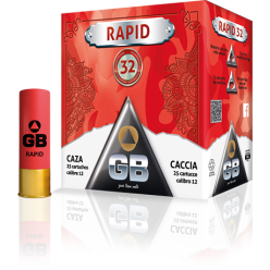 Cartucho GB RAPID 32 cal.12