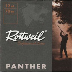 Cartucho ROTTWEIL PANTHER 36 cal.12