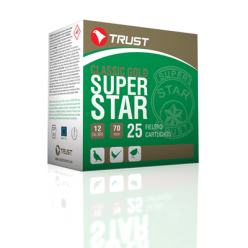 Cartucho TRUST Super Star FIELTRO 36g.